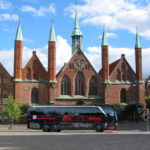 Blitz-Bus in Lübeck