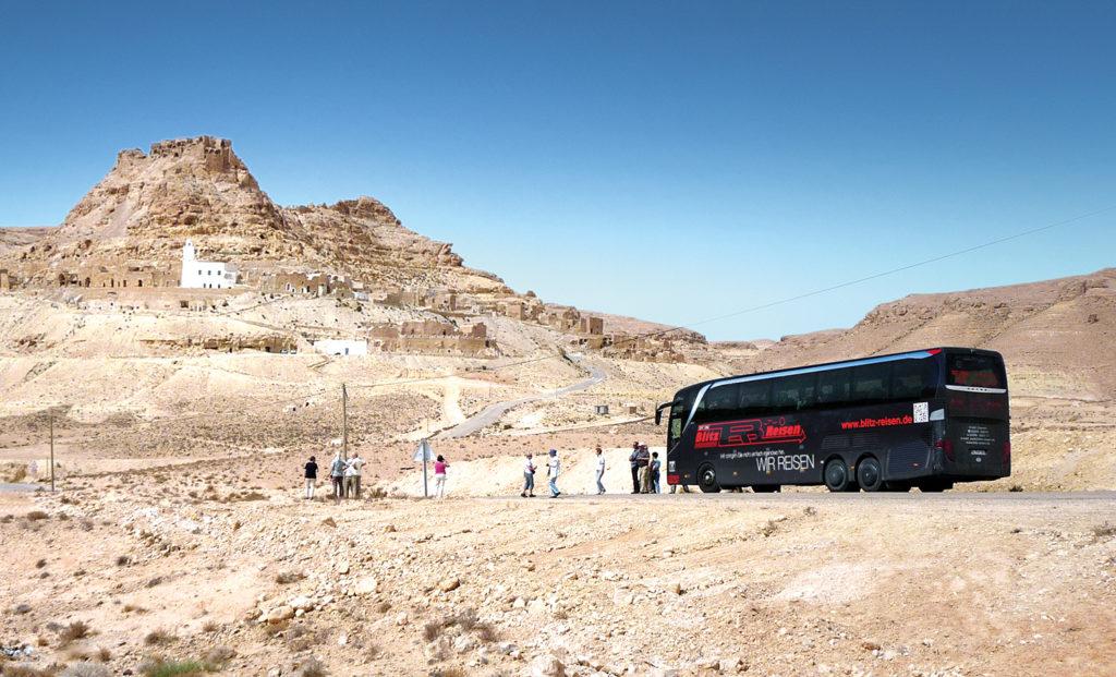 Unterwegs im Süden Tunesiens