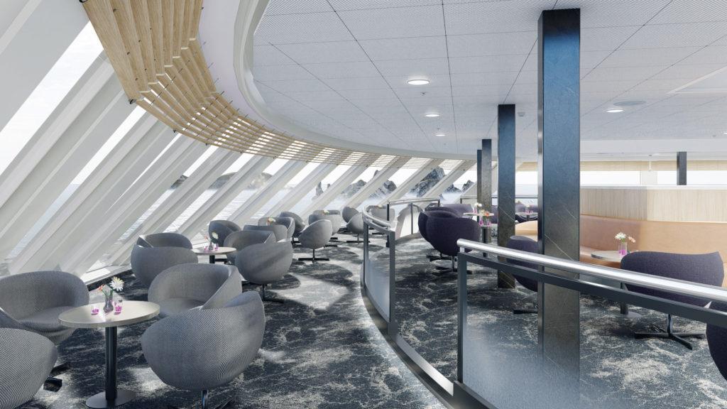 Panorama-Lounge Deck 9