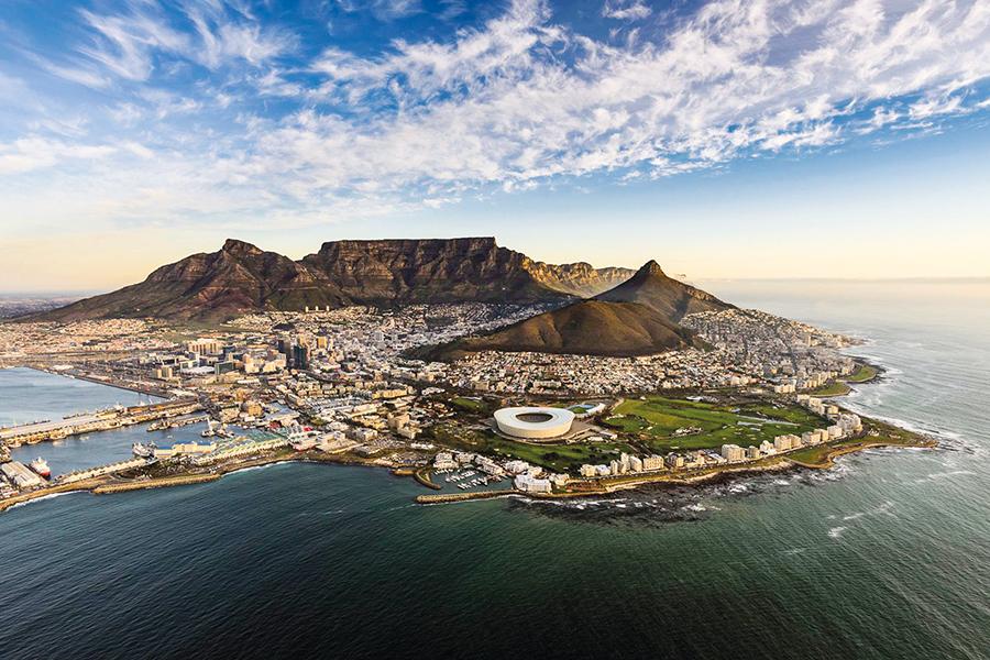 Südafrika Kapstadt