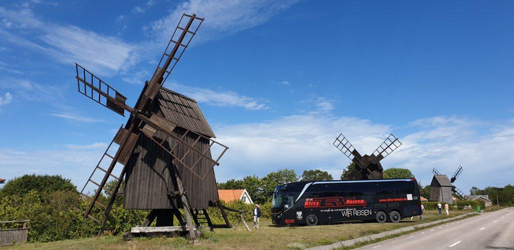Auf der schwedischen Insel Gotland