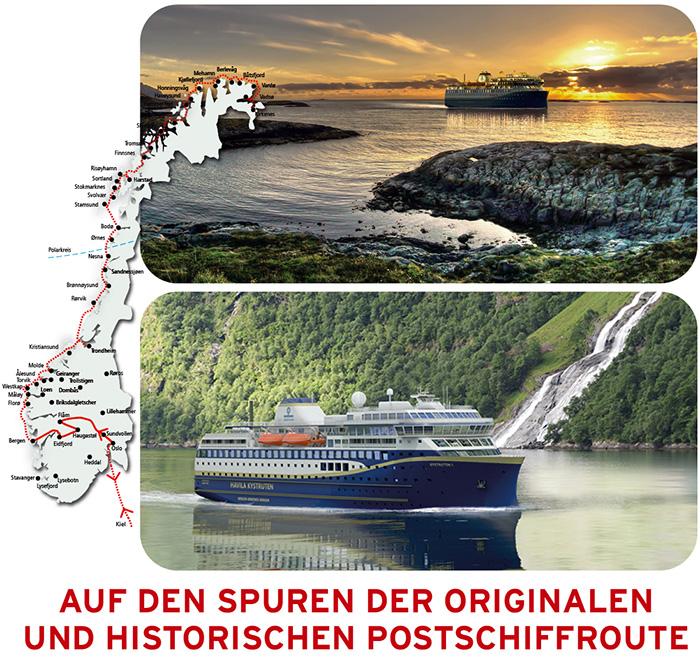 Teaser Postschiffroute 3