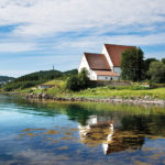 Trondenes Kirche auf den Vesterålen